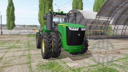 John Deere 9520R v5.0.4 para Farming Simulator 2017