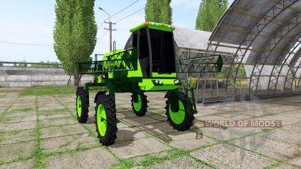 KF Akila 2500 para Farming Simulator 2017