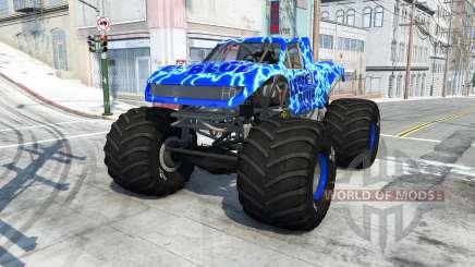 CRD Monster Truck v1.13 para BeamNG Drive