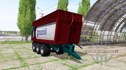 Grazioli Domex 200-6 v2.0 para Farming Simulator 2017