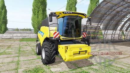New Holland CR5.85 para Farming Simulator 2017