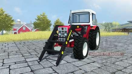 IHC 633 front loader para Farming Simulator 2013