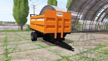 Budny CHMB-5000 para Farming Simulator 2017