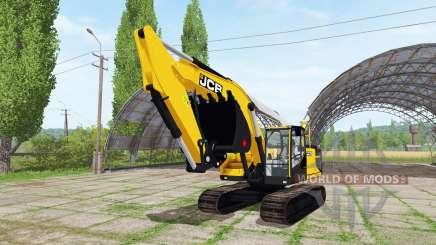 JCB EC300E para Farming Simulator 2017