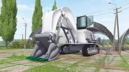Liebherr R 9200 para Farming Simulator 2017