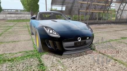 Jaguar F-Type R para Farming Simulator 2017