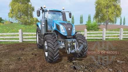New Holland T8.275 para Farming Simulator 2015