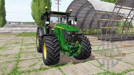 John Deere 6230R v2.1 para Farming Simulator 2017