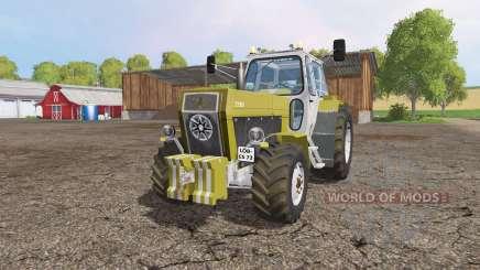 Fortschritt Zt 303-E para Farming Simulator 2015