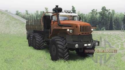 Ural 4320 Explorador Polar para Spin Tires