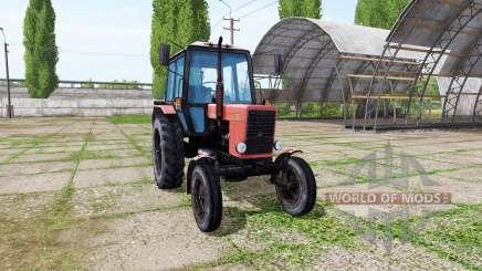 Belarús MTZ 80.1 para Farming Simulator 2017