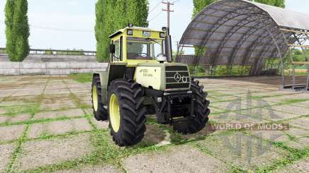 Mercedes-Benz Trac 1300 Turbo para Farming Simulator 2017