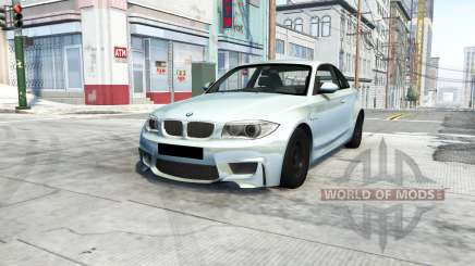 BMW 1M (E82) para BeamNG Drive