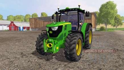 John Deere 6150R para Farming Simulator 2015