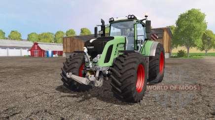 Fendt 939 Vario para Farming Simulator 2015