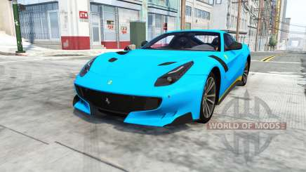 Ferrari F12tdf para BeamNG Drive