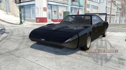 Dodge Charger Daytona v1.6 para BeamNG Drive