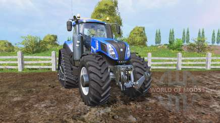 New Holland T8.435 evolution para Farming Simulator 2015