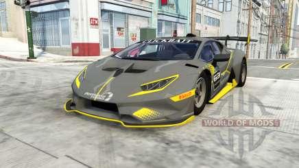 Lamborghini Huracan LP 620-2 Super Trofeo EVO para BeamNG Drive