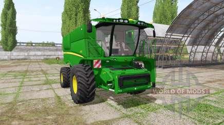 John Deere S670 para Farming Simulator 2017