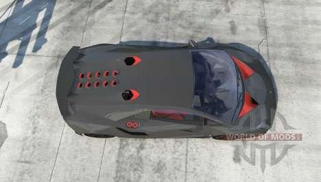 Lamborghini Sesto Elemento 2010 para BeamNG Drive