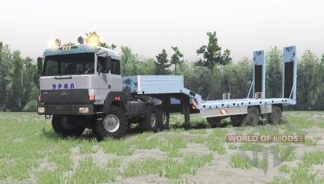 Ural 44202-3511-80 v2.0 para Spin Tires