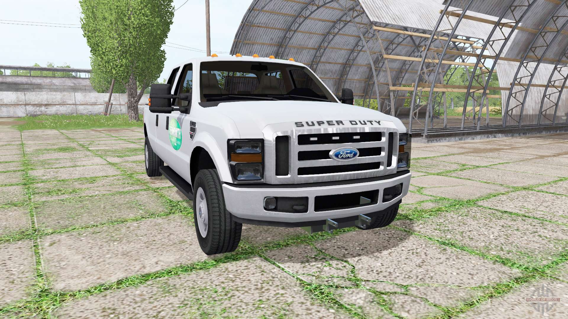 ford f 350 super duty crew cab para farming simulator 2017. Black Bedroom Furniture Sets. Home Design Ideas