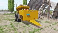 DEWA mill para Farming Simulator 2017