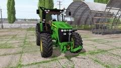 John Deere 7830 v1.5 para Farming Simulator 2017