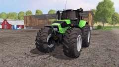 Deutz-Fahr Agrotron X 720 para Farming Simulator 2015