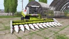 CLAAS Lexion 580 TerraTrac