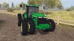 John Deere 8400 v3.0 para Farming Simulator 2013