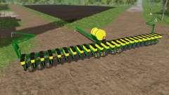 John Deere DB72 v1.1.1 para Farming Simulator 2017