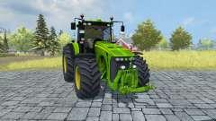 John Deere 8530 v2.0 para Farming Simulator 2013