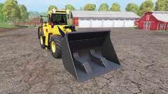 Volvo L180F v3.1 para Farming Simulator 2015