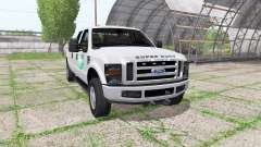 Ford F-350 Super Duty Crew Cab para Farming Simulator 2017