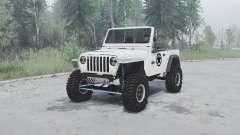 Jeep Wrangler (TJ) 2001 para MudRunner