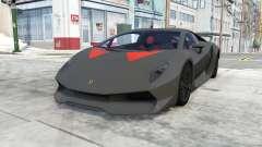 Lamborghini Sesto Elemento 2010