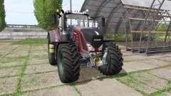 Fendt 939 Vario v4.0.3 para Farming Simulator 2017