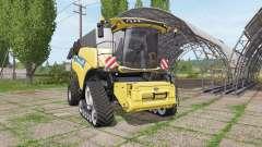 New Holland CR10.90 RowTrac