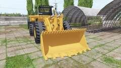 Caterpillar 994F para Farming Simulator 2017