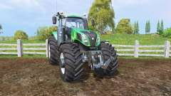 New Holland T8.320 green