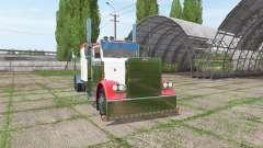 Peterbilt 379 FlatTop para Farming Simulator 2017