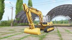 Liebherr R 902 Litronic para Farming Simulator 2017