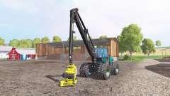 Timberjack 870B v1.3 para Farming Simulator 2015