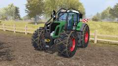 Fendt 939 Vario forest para Farming Simulator 2013