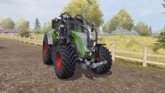 Fendt 936 Vario forest para Farming Simulator 2013