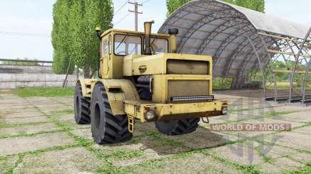 Kirovets K 700 v1.1 para Farming Simulator 2017