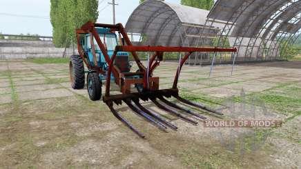 MTZ 80 Belarús tagamet v1.2 para Farming Simulator 2017
