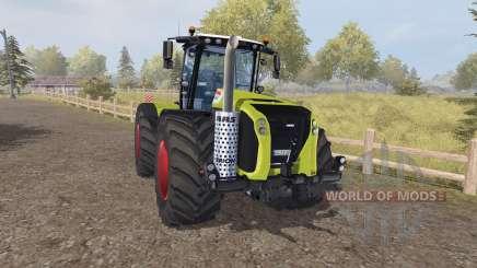 CLAAS Xerion 5000 Trac VC v3.0 para Farming Simulator 2013